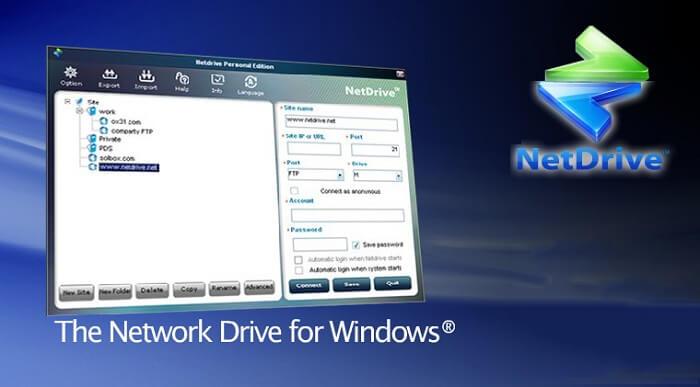 Netdrive12