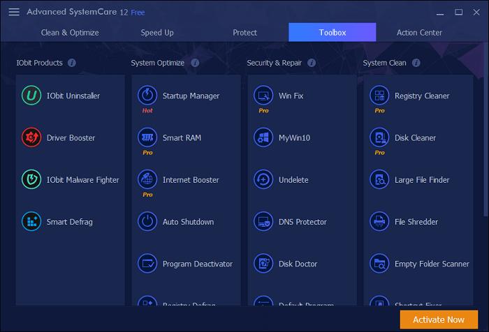 IOBit-SystemCare9